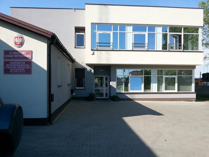 budynek PIW Łosice